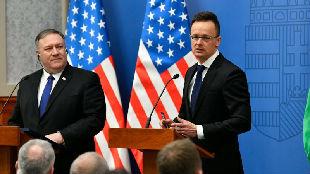 锐参考 | 今天被中国表扬的匈牙利外长,当面怼美国时原来这么酷!