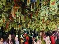 丽江古城夜色迷人