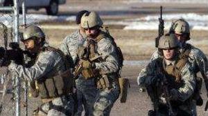 美空军使用尖端科技训练特种队伍