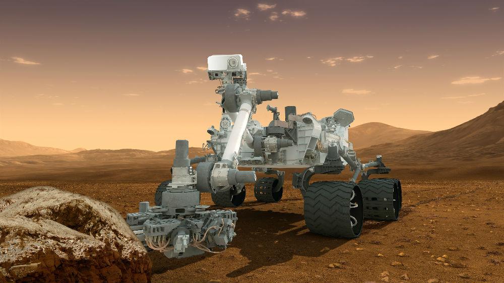 """探火星15年终不敌沙尘暴 NASA宣布""""机遇""""号任务终止"""