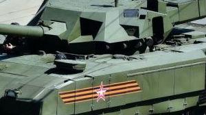 """俄将接收首批""""阿玛塔""""坦克 入役数量远远低于预期"""