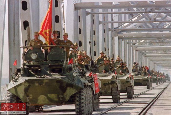 折戟帝国坟场:30年前苏军撤离阿富汗