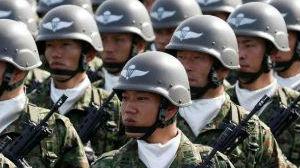 日防卫相称5个地方政府完全拒绝配合自卫队招兵