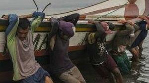 外媒称经济恶化使委内瑞拉海盗肆虐