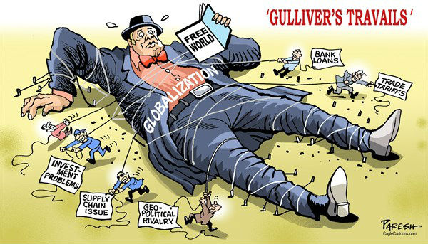 全球化困境