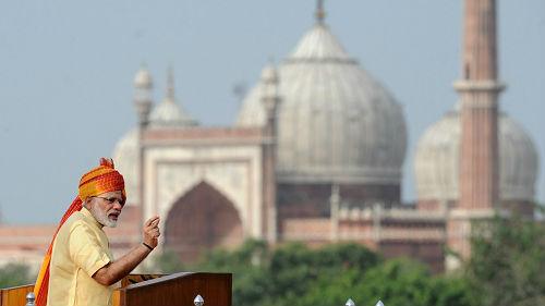 """与美国的""""敌人""""们做生意,印度有何底气?"""