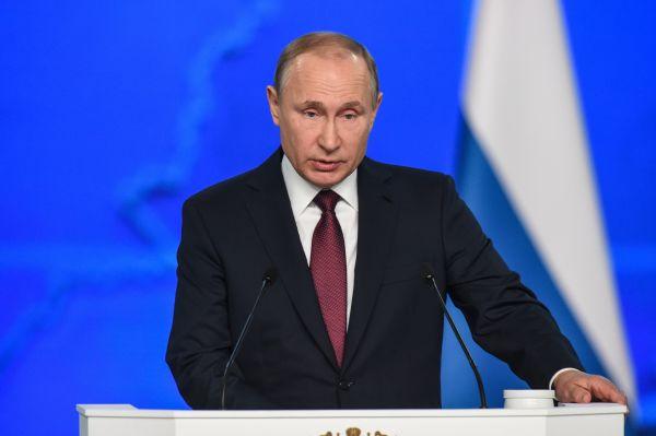普京警告俄罗斯导弹或被迫对准美国 北约:不可接受