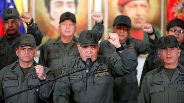 马杜罗同意委反对派召集大选:相信自己会胜出