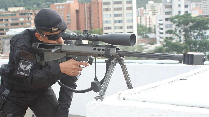 针锋相对!印度陆军耗资1.5亿美元购狙击步枪抗衡巴军