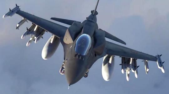 F-16晚节不保?F-21战机现印度塔塔标志