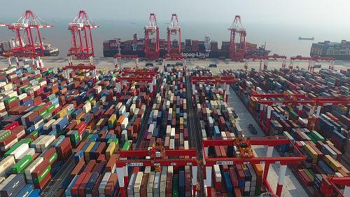 """外媒关注:中美经贸磋商进入""""冲刺阶段"""""""