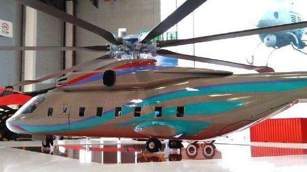 """联研重型直升机!中俄军事合作将签""""世纪大合同"""" 将产近200架"""