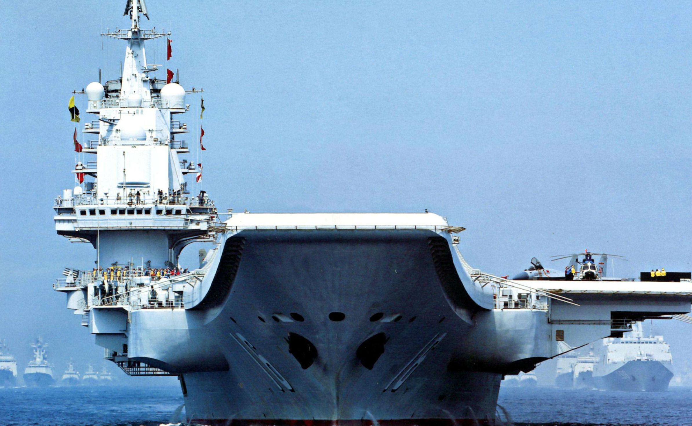 西媒:中国正朝世界最强军队迈进
