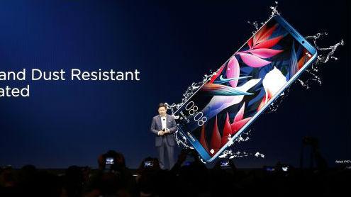 上一季全球智能手机销售停滞 华为苹果荣辱互见