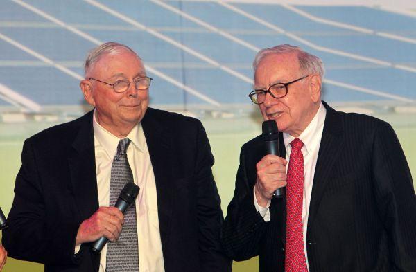 避谈苹果暗讽马斯克,巴菲特95岁老搭档点赞中国——