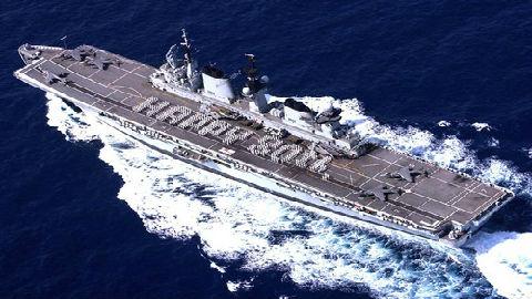 """针对中国的""""炮舰外交""""?港媒:将是英国难以承受之重"""