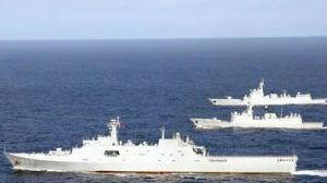 美退役海军上将撰文:中国军力向印太区域岛链延伸