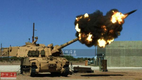 美军研发射程1600公里超级炮 或用于远程打击军舰