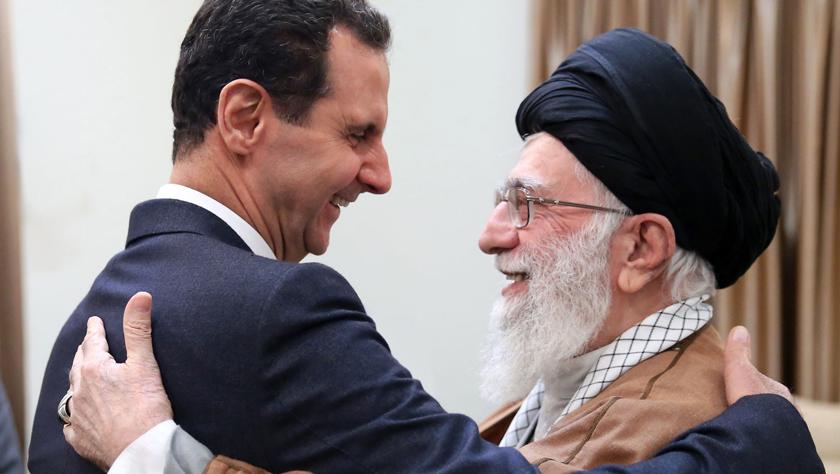 叙利亚总统阿萨德访问伊朗 系叙内战爆发以来首次