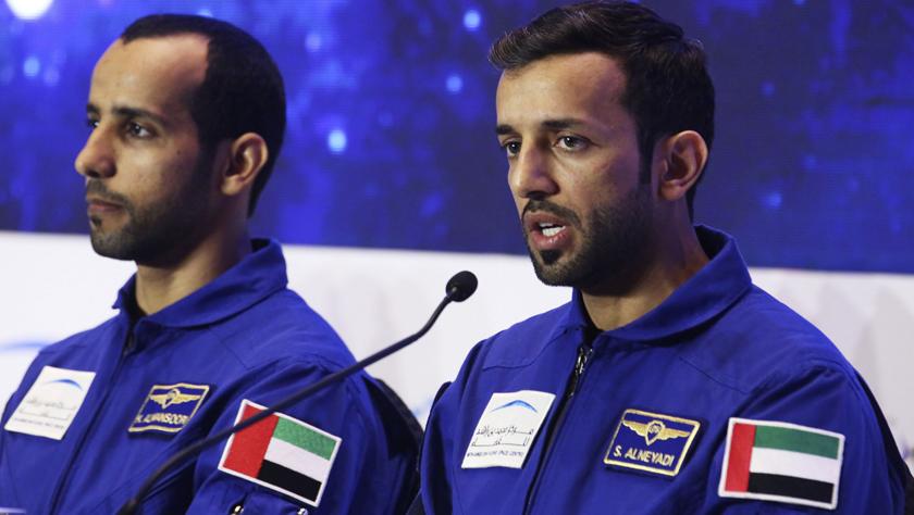 阿联酋宣布今年9月将该国首位宇航员送入太空