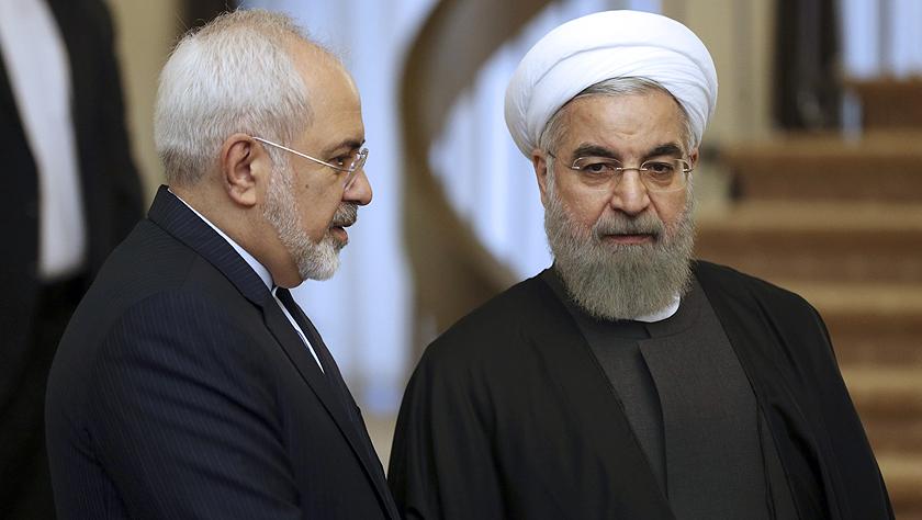 伊朗总统鲁哈尼拒绝接受外长辞呈