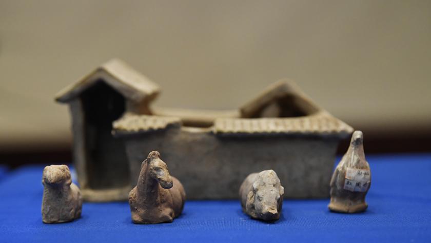 美国返还361件(套)中国流失文物艺术品
