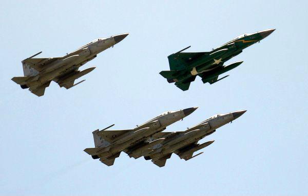 F-16有份参与?JF-17首次实战?印巴空战真相谜团待解