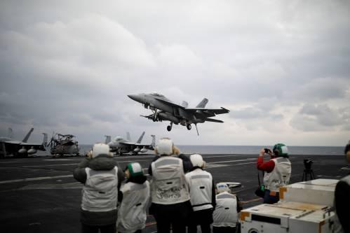 """对朝让步?外媒披露美军方称将永久取消""""秃鹫""""军演"""