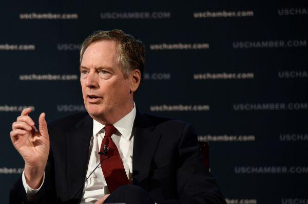 英媒:美公布对英贸易谈判目标
