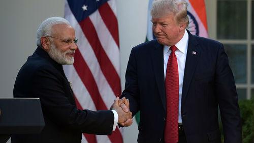 """美国要对印度和土耳其""""下手"""" 英媒:拟终止两国贸易优惠"""