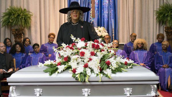 黑疯婆子的葬礼