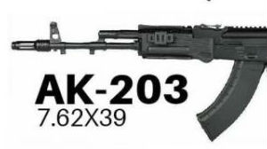 AK新品落地印度:俄印将生产70多万支步枪