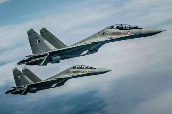 印度军企完成272架苏-30MKI生产订单 期待印空军再下单