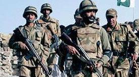 巴基斯坦开始打击境内非法武装组织