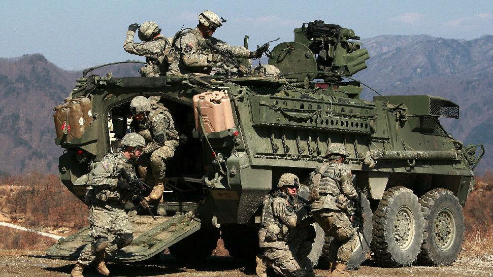 美拟向盟国加收美军驻留费 外媒:费用或飙涨5至6倍