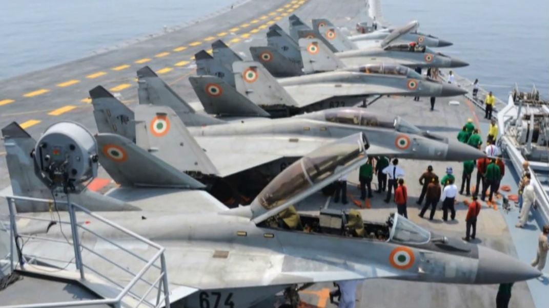 """印度军机采购乱象丛生:米格-29K或不具备""""上舰""""能力"""