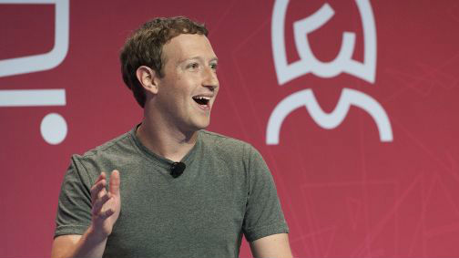 """脸书""""变脸""""模仿微信 美媒:扎克伯格没优势"""
