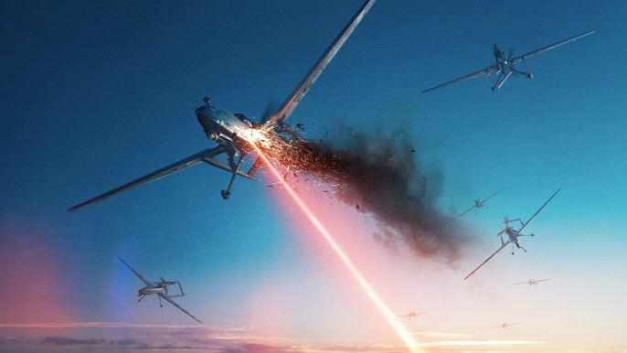 军情锐评:国际反无人机市场竞争激烈