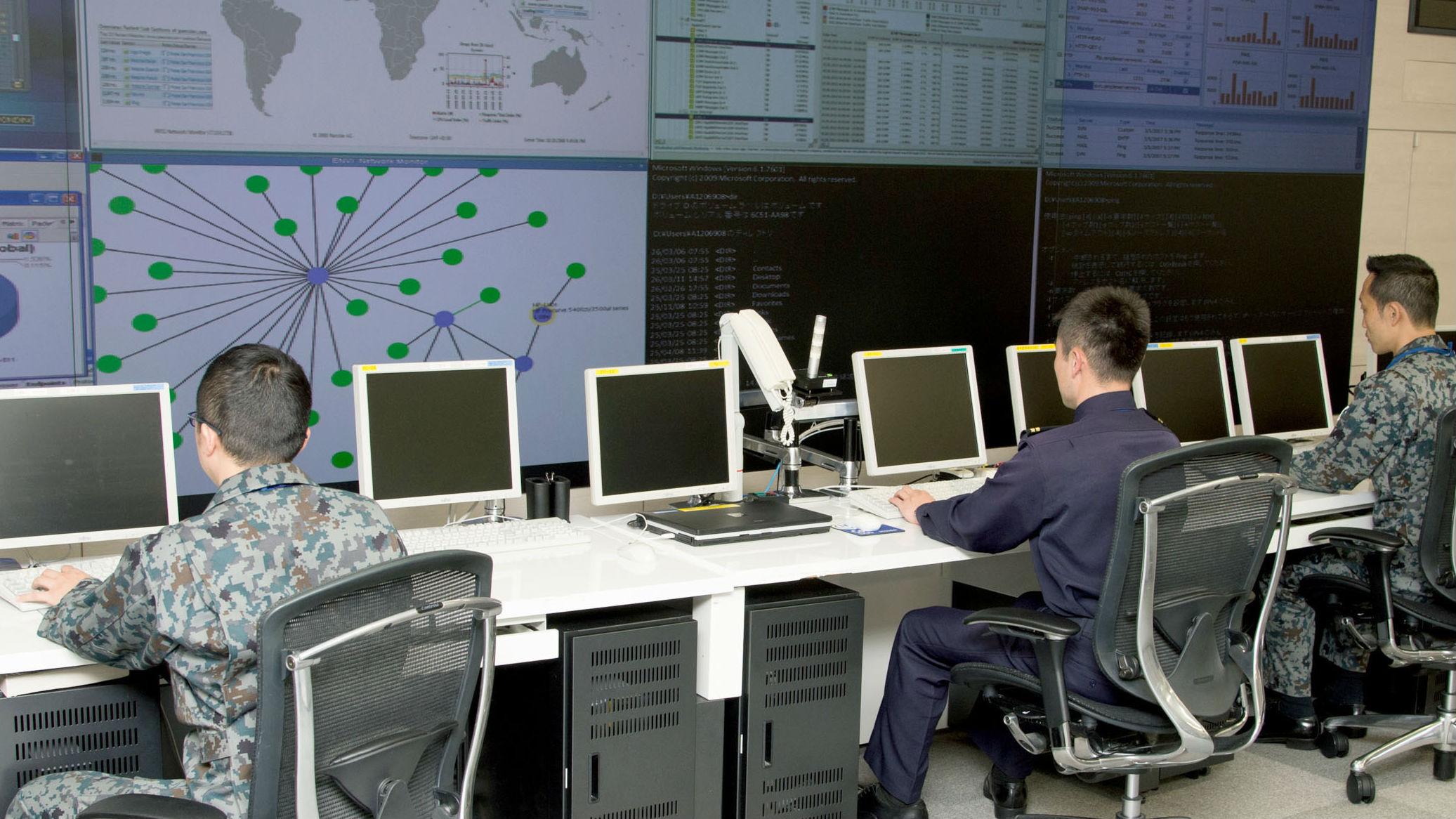 日本欲牵头建亚洲网络防卫机制