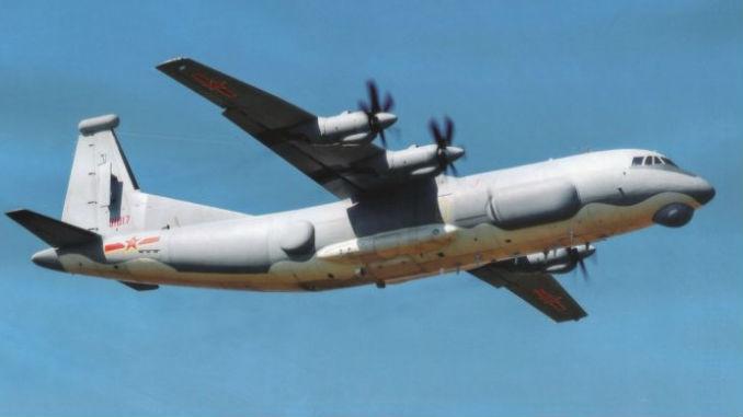 可干扰敌雷达及数据链!英媒称中国电子战飞机能力增强