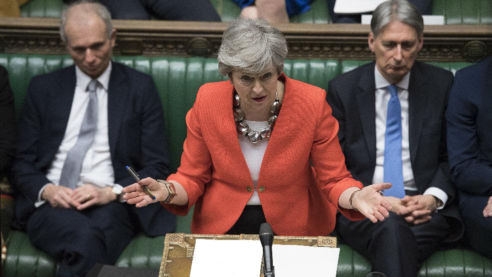 """英国与欧盟""""离婚""""之路怎么走?外媒:关键时刻到了"""