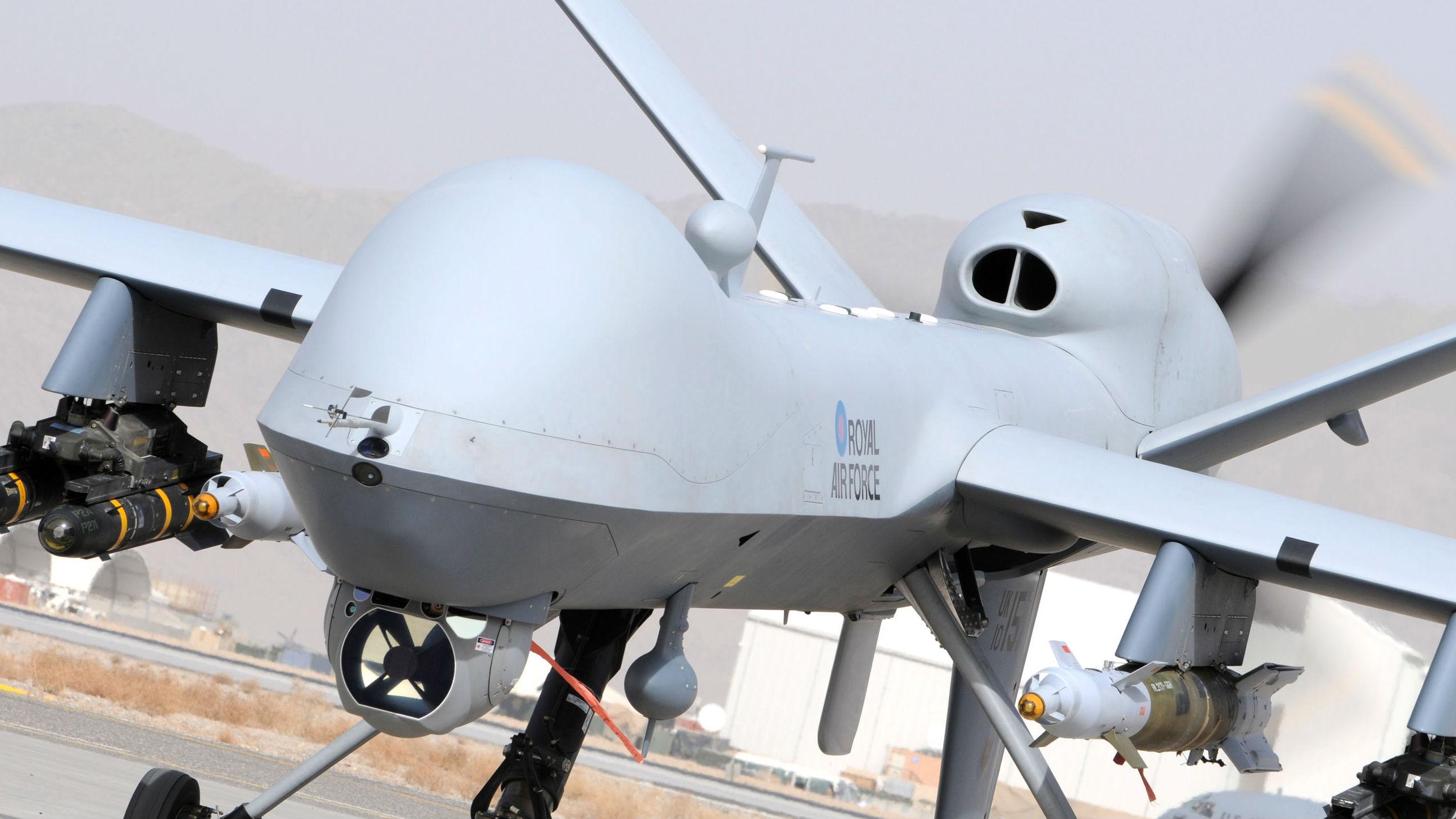 """军情锐评:美制武装无人机10年卖出5架 放开限制能成""""爆款""""?"""