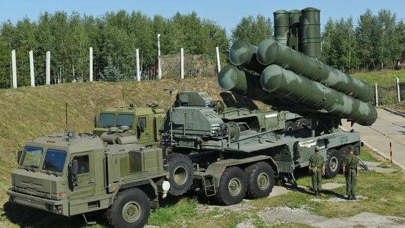 土耳其军人将赴俄接受S-400系统培训 明年7月交付首套系统