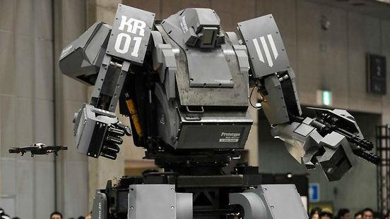 """日本提议为人工智能武器""""立规矩"""" 美俄称""""为时尚早"""""""