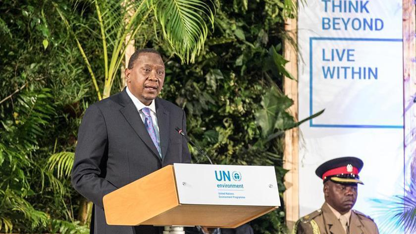 联合国环境大会高级别会议呼吁共同行动扭转环境恶化趋势