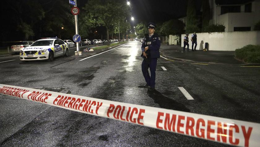 新西兰克赖斯特彻奇枪击案致49死48伤