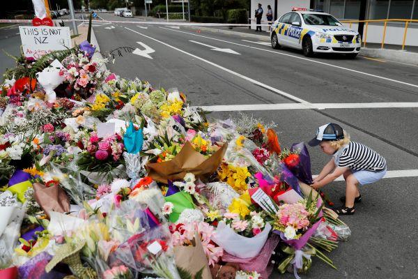 新西兰枪击案敲响反极端警钟 多国加强戒备