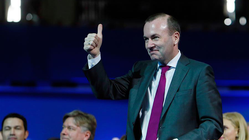 欧洲人民党为欧洲议会选举做准备