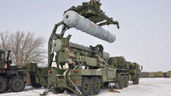 俄军在加里宁格勒部署S-400:守卫俄最西部领空