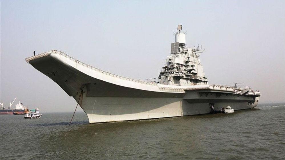 印度海军称其主力部队进入警戒状态
